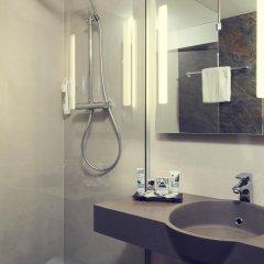 Отель Mercure Paris Porte de Pantin Франция, Пантин - отзывы, цены и фото номеров - забронировать отель Mercure Paris Porte de Pantin онлайн ванная