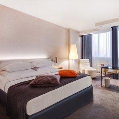 Гостиница Radisson Blu Belorusskaya комната для гостей фото 3