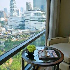 Отель Bangkok Marriott Marquis Queen's Park в номере