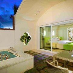 Отель SO Sofitel Mauritius балкон