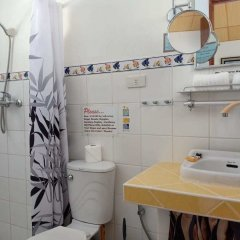 Отель Artistic Diving Resort ванная