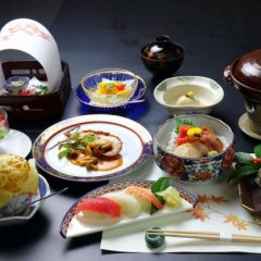Hotel Urashima Кусимото питание