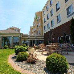 Отель Holiday Inn Effingham питание фото 3