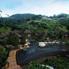 Отель Mandarava Resort And Spa Пхукет с домашними животными