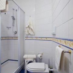 Отель Albergo Villa Cristina Сполето ванная фото 2
