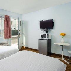 Отель Jerry's Motel США, Лос-Анджелес - отзывы, цены и фото номеров - забронировать отель Jerry's Motel онлайн удобства в номере