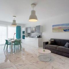Апартаменты Marvelous 2 Bedroom Apartment by the Sea комната для гостей фото 2