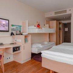 Отель Break Sokos Hotel Flamingo Финляндия, Вантаа - 6 отзывов об отеле, цены и фото номеров - забронировать отель Break Sokos Hotel Flamingo онлайн сейф в номере