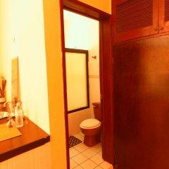 Отель Mayambe Private Village Мексика, Канкун - отзывы, цены и фото номеров - забронировать отель Mayambe Private Village онлайн ванная