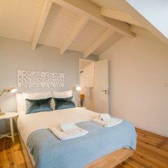 Апартаменты Rose Duplex Apartment 5E Лиссабон комната для гостей
