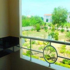 Отель LK Pavilion Таиланд, Паттайя - отзывы, цены и фото номеров - забронировать отель LK Pavilion онлайн балкон