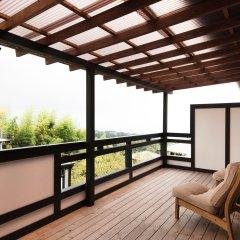 Отель Yokohama Fujiyoshi Izuten Ито балкон