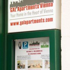 Отель GAL Apartments Vienna Австрия, Вена - отзывы, цены и фото номеров - забронировать отель GAL Apartments Vienna онлайн спортивное сооружение