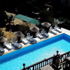 Отель Knidos Butik Otel Датча бассейн фото 2