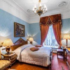 Талион Империал Отель 5* Стандартный номер с двуспальной кроватью фото 5