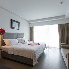 Отель Sugar Palm Grand Hillside 4* Стандартный номер разные типы кроватей фото 7