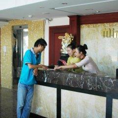 Отель Minh Nhat Нячанг интерьер отеля фото 2
