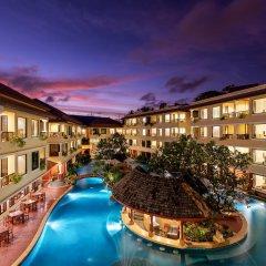 Отель Patong Paragon Resort & Spa бассейн