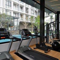 Отель At Mind Exclusive Pattaya фитнесс-зал