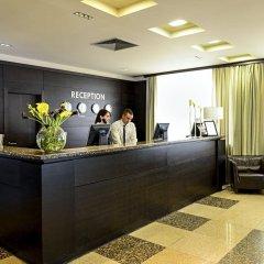 Rosslyn Central Park Hotel интерьер отеля
