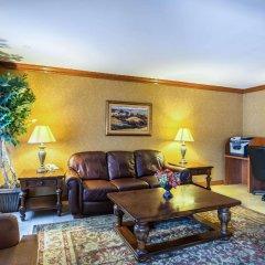 Отель Clarion Inn and Summit Center интерьер отеля фото 2