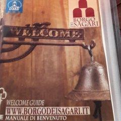Отель Borgo dei Sagari Дзагароло фото 13
