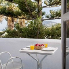 Отель Daedalus Греция, Остров Санторини - отзывы, цены и фото номеров - забронировать отель Daedalus онлайн балкон