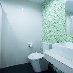 Отель Metro Resort Pratunam Бангкок ванная фото 2