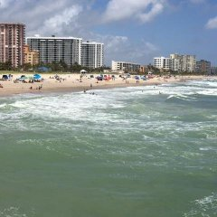 Отель Extended Stay America Fort Lauderdale - Cypress Creek Prk N пляж