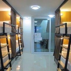 Отель Homey Donmueang Бангкок фитнесс-зал
