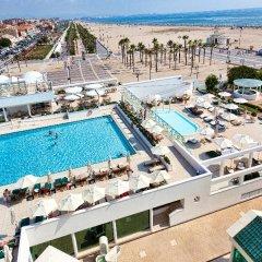 Hotel Las Arenas Balneario Resort бассейн