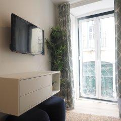 Апартаменты Bairro Alto Bronze of Art Apartments Лиссабон комната для гостей