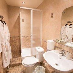 Гостиница Antey ванная