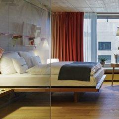 Отель 25hours Hotel Langstrasse Швейцария, Цюрих - отзывы, цены и фото номеров - забронировать отель 25hours Hotel Langstrasse онлайн комната для гостей фото 2