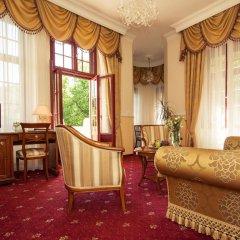 Detox Hotel Villa Ritter комната для гостей