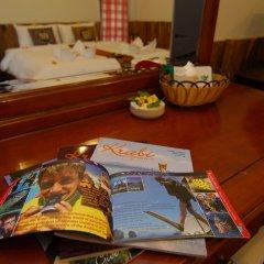 Отель Euro Lanta White Rock Resort And Spa Ланта в номере