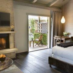 Отель Bernardus Lodge & Spa комната для гостей