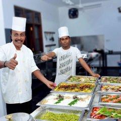 Отель Rockery Villa Шри-Ланка, Бентота - отзывы, цены и фото номеров - забронировать отель Rockery Villa онлайн питание