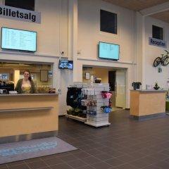 Отель Nørresundby Kursuscenter Дания, Бровст - отзывы, цены и фото номеров - забронировать отель Nørresundby Kursuscenter онлайн интерьер отеля
