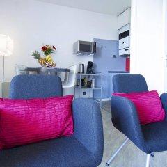 Отель Sweethome Garonne Франция, Тулуза - отзывы, цены и фото номеров - забронировать отель Sweethome Garonne онлайн комната для гостей фото 3