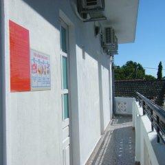 Отель Homestay Nhat Loi балкон