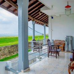 Отель Rampart View Guest House Шри-Ланка, Галле - отзывы, цены и фото номеров - забронировать отель Rampart View Guest House онлайн балкон