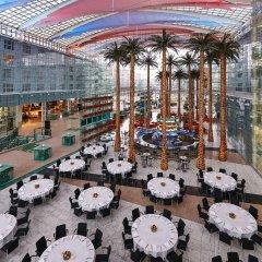 Отель Hilton Munich Airport Германия, Мюнхен - 7 отзывов об отеле, цены и фото номеров - забронировать отель Hilton Munich Airport онлайн фото 2