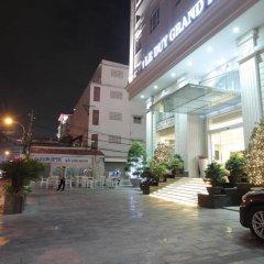 Отель Le Duy Grand Хошимин парковка
