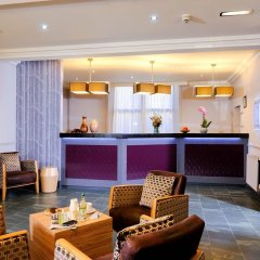 Отель Leonardo Edinburgh City Эдинбург интерьер отеля