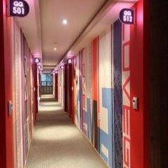 Отель GG Motel Южная Корея, Тэгу - отзывы, цены и фото номеров - забронировать отель GG Motel онлайн интерьер отеля