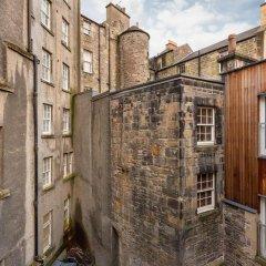 Апартаменты Silver Lining - Mile Apartments Эдинбург балкон