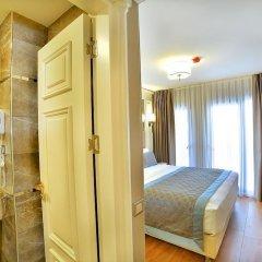 Beethoven Hotel & Suite Турция, Стамбул - отзывы, цены и фото номеров - забронировать отель Beethoven Hotel & Suite онлайн ванная