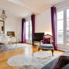 Апартаменты Squarebreak - Apartment close to the Sacré Coeur Париж комната для гостей фото 2