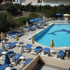 Summer Memories Hotel And Apartments Родос пляж